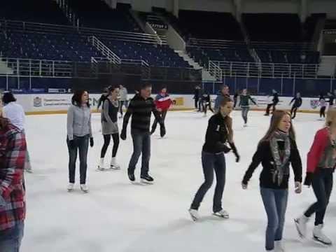 Ледовый дворец спорта «Лада-Арена» каток