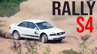 We Found a Rally B5 Audi S4 in Tennessee