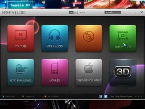 Descargar E Instalar El Dvdvideosoft Free Studio