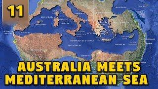 Australia Meets Mediterranean Sea - Civ 5 Gameplay Part 11