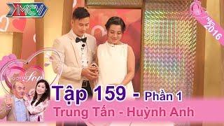 Hào hứng gặp gỡ cặp vợ chồng bước ra từ mai mối trên truyền hình | Trung Tấn - Huỳnh Anh | VCS #159