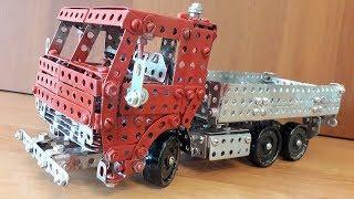 КамАЗ 5320 з металевого конструктора