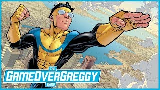 Coping with the End of Invincible - The GameOverGreggy Show Ep. 198 (Pt. 3)