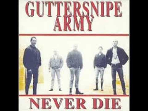 Guttersnipe Army - Never Die ( Full Album )