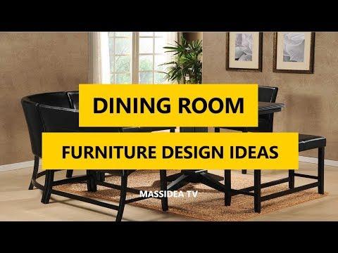 50+ Awesome Elegant Dining Room Furniture Design Ideas 2018