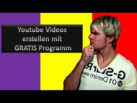 Videos Erstellen Programm