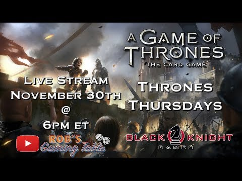 Game of Thrones Card Game - Weekly Game Night @ BKG