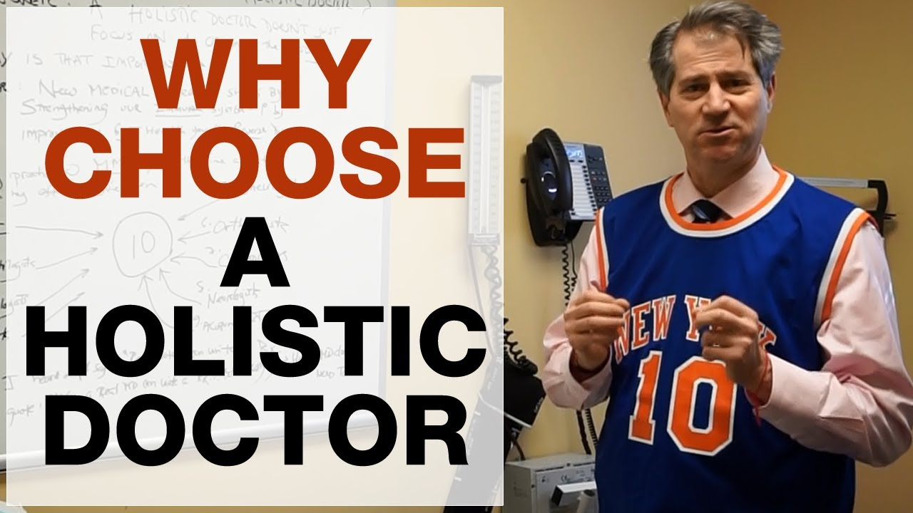 What is a Holistic Doctor | Mitchell Medical Group NYC