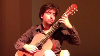 Kayali plays Bach, Violin Sonata BWV 1003 Andante (live)