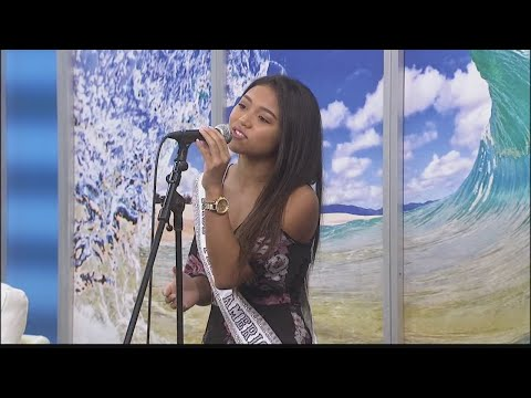 Waianae Teen wins National Pageant