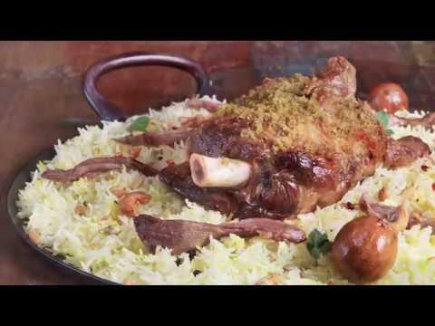 Mutton Majboos | Mutton / Lamb Machboos |  Home Made Easy Kabsa Recipe | Arabic  Indian Cuisine  |