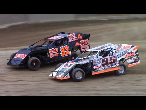 E-Mod Heat Two | Old Bradford Speedway | 9-8-18
