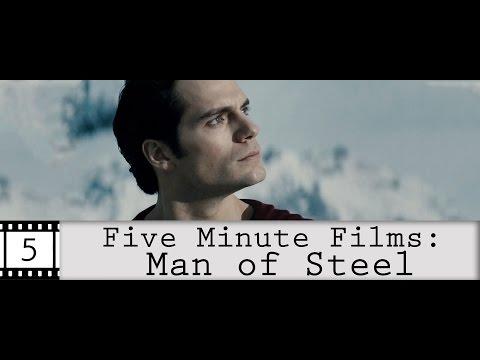 5 Minute Films: Man Of Steel