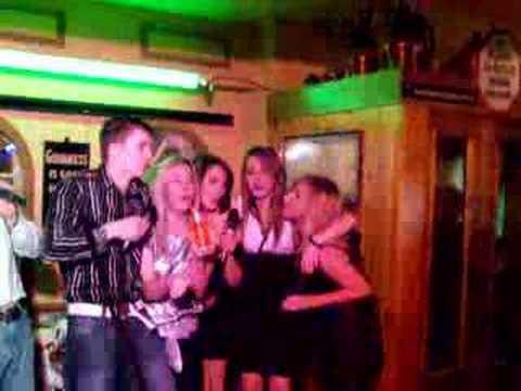 Karaoke in kilkenny part 2