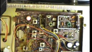 Harrier CBHQ (UK) CB27/81 CB radio (Base) - Transmit alignment
