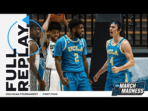UCLA vs. Michigan State: 2021 NCAA tournament First Four | Full Game