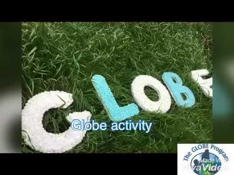 Khalil al Sakakini school globe program 🌏