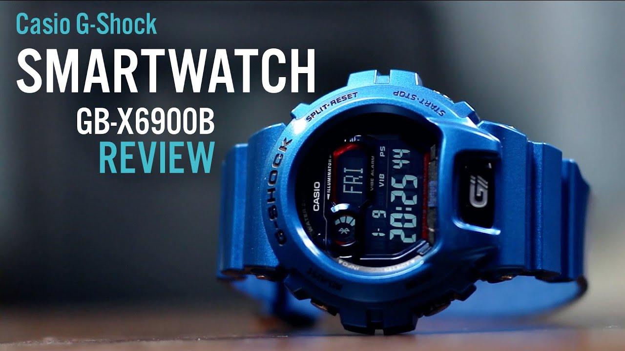 g shock smart watch