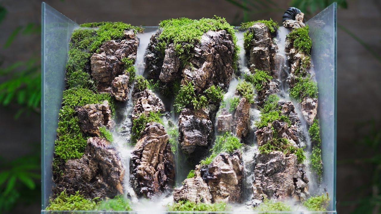Making a Shiraito Waterfall