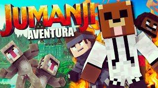 PIERDO 50$ CADA VEZ QUE MUERO | Aventura JUMANJI Minecraft