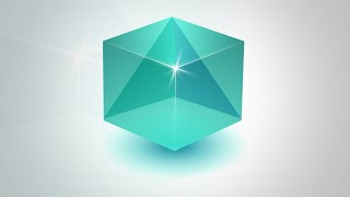 Illustrator CC Tutorial   How To Make Transparent 3D Logo