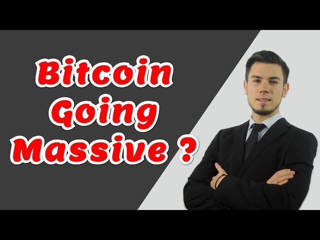 BITCOIN SET UP FOR MASSIVE MOVEMENT ? - Crypto Trading Analysis & BTC Cryptocurrency News 2019