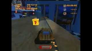 Mad Tracks - treasure hunt achievement (Xbox 360 Achievement)