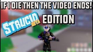 Si muero en Strucid, el video termina... - Roblox Strucid