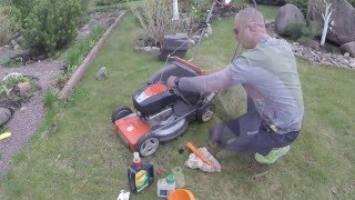 видео Самоходные бензиновые и электрические газонокосилки Craftsman, отзывы.