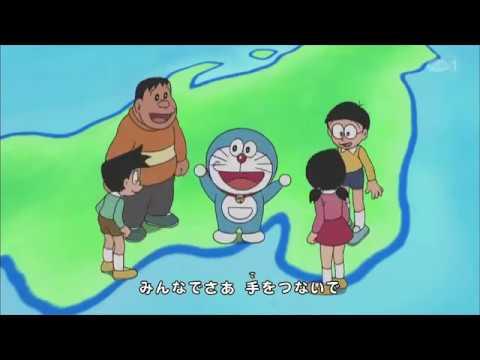Doraemon (2005) - 4ª Abertura em Português de Portugal