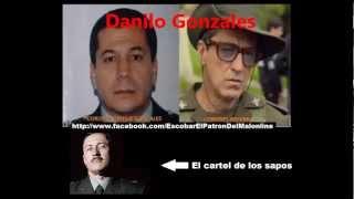 Repeat youtube video Quién es quién en la serie de Escobar el patrón del mal PAERTE 2