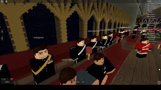King Charles I Coronation | Westminster Abbey | Roblox