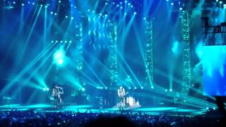 KISS - Shout It Out Loud / I Was Made For Lovin You / Rock And Roll All Nite Berlin 2015