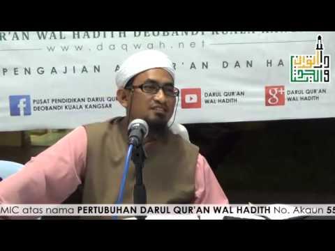 Maulana Fakhrurrazi | Pengajian Hadith Sahih Bukhari | 24.12.2014
