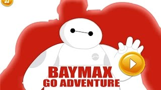 Big Hero 6 Adventure Game (Города Героев)