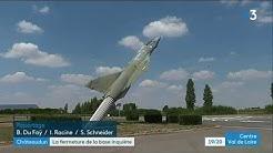 Châteaudun : fermeture de la base aérienne en 2021