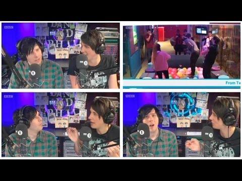 Dan and  Phil radio show 05.01.14