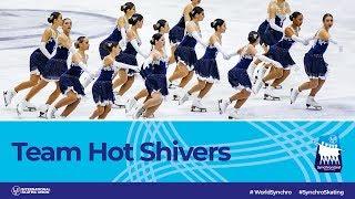 Team Hot Shivers (ITA)   Helsinki 2019   #WorldSynchro