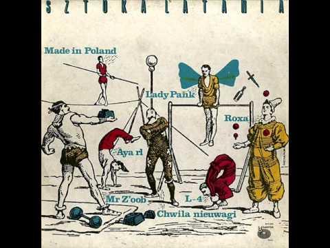 Sztuka latania [vinyl-rip] -1985 Lady Pank, Aya RL, L-4, Roxa, Mr Zoob