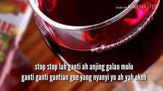 Dudezantos - harkos (lyrics)