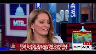 MSNBC's Katy Tur Wants California Liberals to Infiltrate States Where Hillary Lost