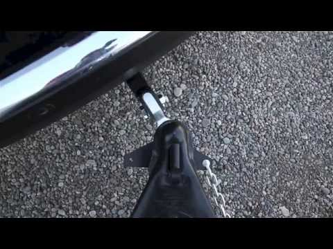 Andersen Weight Distribution Hitch -Straightening Triangle plate (quick fix)