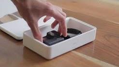 AKKUMAT CleanPhone Box - Handy Sterilisierung mit UV-C Licht!