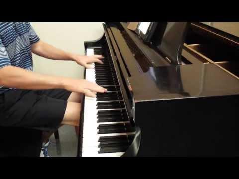Journey - Faithfully (NEW PIANO VERSION w/SHEET MUSIC)