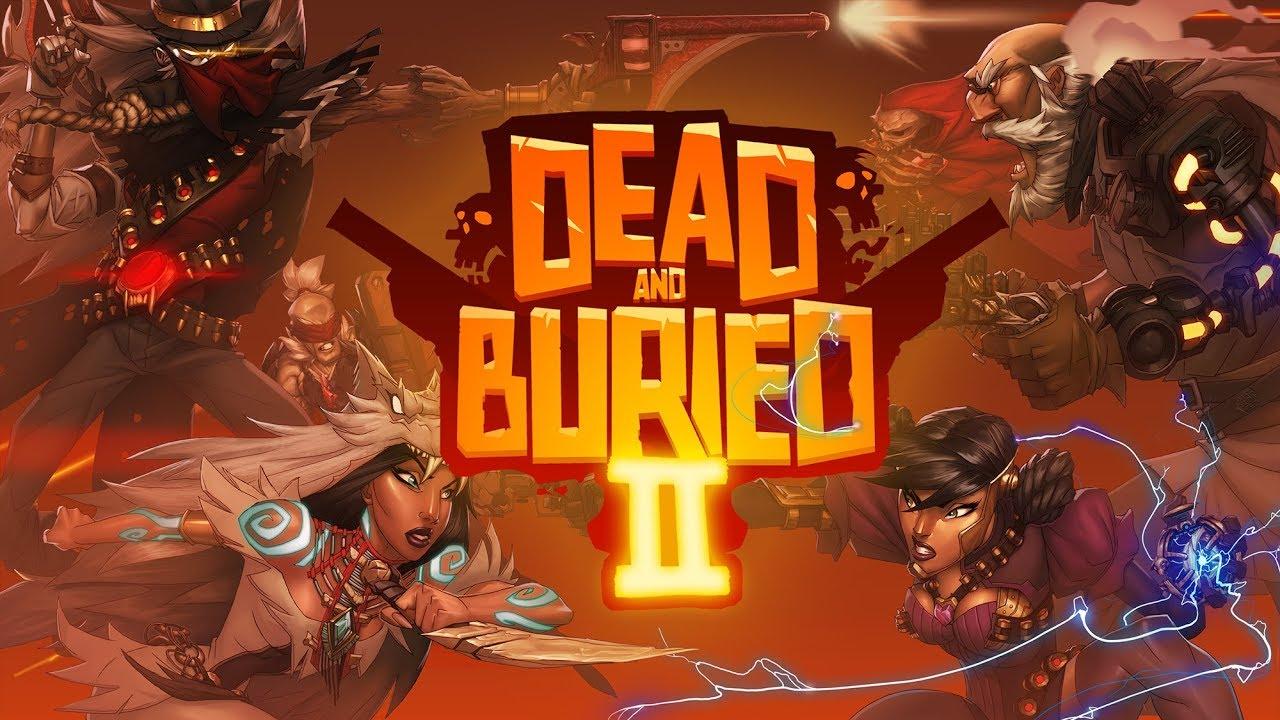 GDC 2019: Oculus Reveals 'Dead And Buried II', Cross