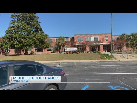 CCSD moves forward with merging West Ashley middle schools