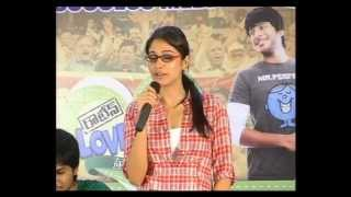 Routine Love Story Movie Success Meet- Sandeep Kishen, Regina