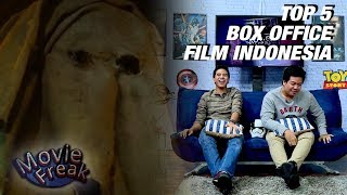 Film Indonesia 7 Mei 2019 | Top 5 Box Office | MOVIE FREAK
