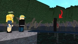 We FACE the MONSTER OF CAMP l ROBLOX