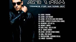 Astrix   Trance For Nations 01